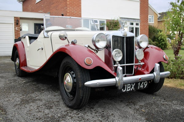 1953 MG TD For Sale (picture 14 of 102)