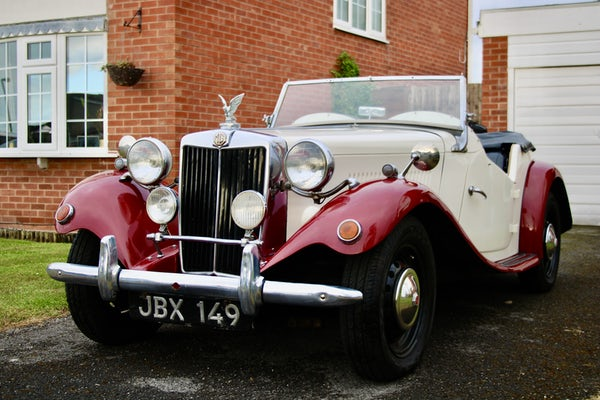 1953 MG TD For Sale (picture 16 of 102)