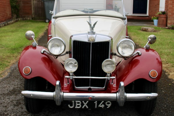 1953 MG TD For Sale (picture 32 of 102)