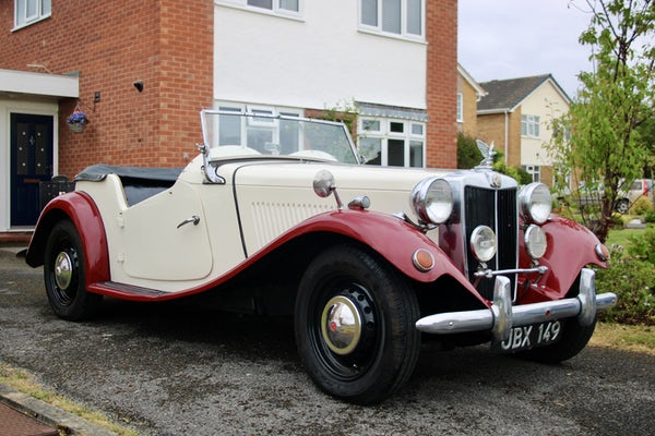 1953 MG TD For Sale (picture 23 of 102)