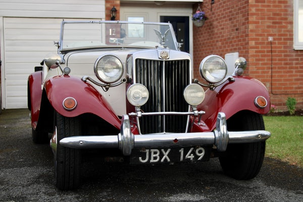 1953 MG TD For Sale (picture 27 of 102)