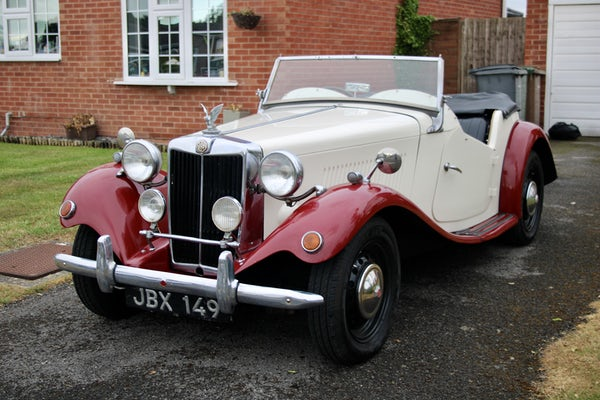 1953 MG TD For Sale (picture 13 of 102)