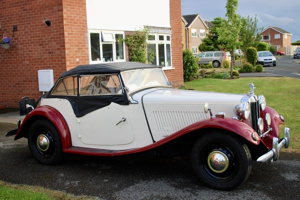 1953 MG TD For Sale (picture 43 of 102)