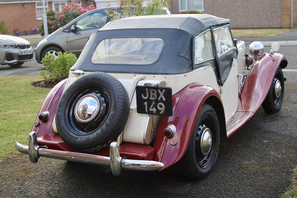 1953 MG TD For Sale (picture 42 of 102)