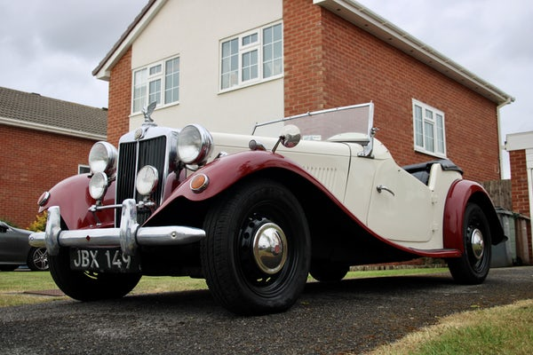 1953 MG TD For Sale (picture 15 of 102)