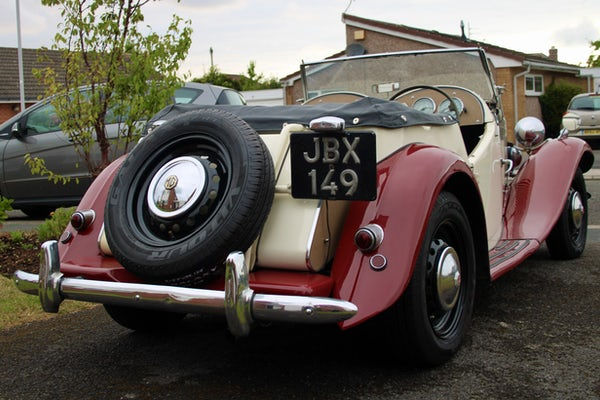 1953 MG TD For Sale (picture 34 of 102)