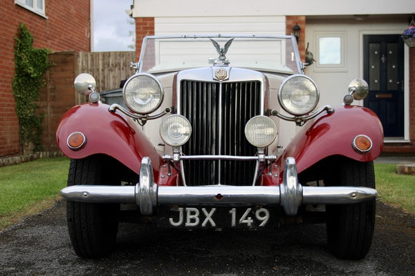 1953 MG TD For Sale (picture 19 of 102)