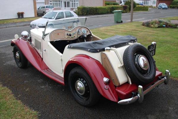 1953 MG TD For Sale (picture 6 of 102)