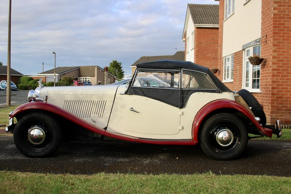 1953 MG TD For Sale (picture 5 of 102)