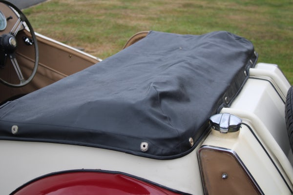 1953 MG TD For Sale (picture 12 of 102)