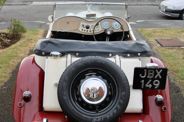 1953 MG TD For Sale (picture 38 of 102)