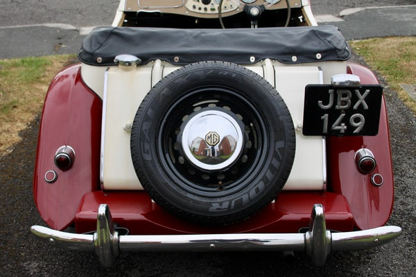 1953 MG TD For Sale (picture 17 of 102)