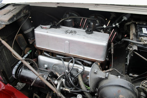1953 MG TD For Sale (picture 65 of 102)
