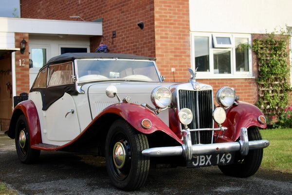 1953 MG TD For Sale (picture 33 of 102)