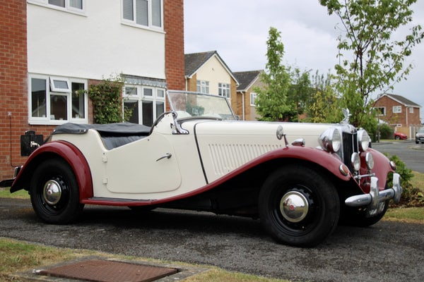 1953 MG TD For Sale (picture 40 of 102)