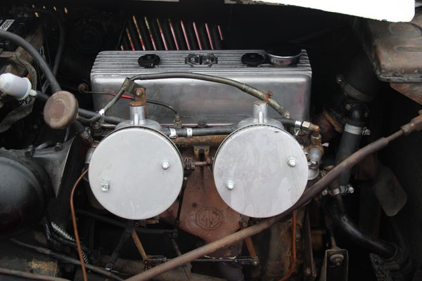 1953 MG TD For Sale (picture 66 of 102)