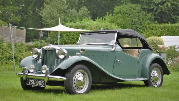 1951 MG TD For Sale (picture 10 of 138)