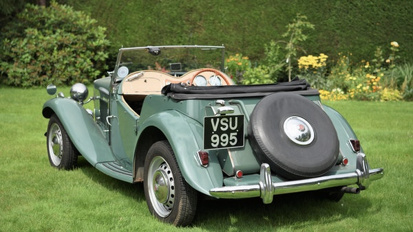 1951 MG TD For Sale (picture 14 of 138)