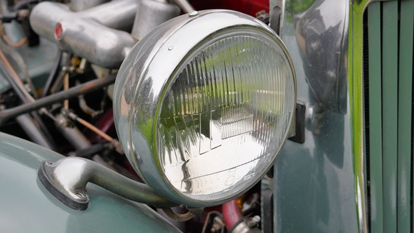 1951 MG TD For Sale (picture 50 of 138)