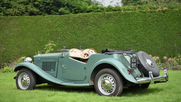 1951 MG TD For Sale (picture 4 of 138)