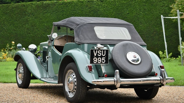 1951 MG TD For Sale (picture 13 of 138)