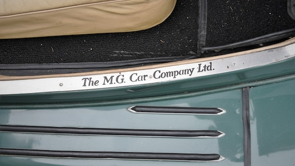 1951 MG TD For Sale (picture 45 of 138)