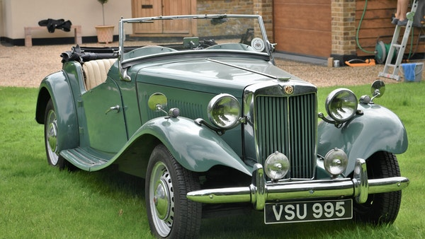 1951 MG TD For Sale (picture 8 of 138)