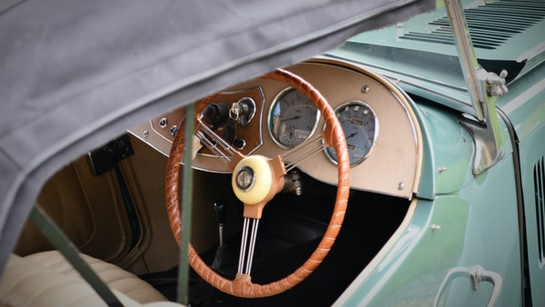 1951 MG TD For Sale (picture 31 of 138)