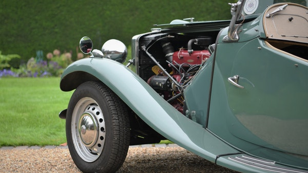 1951 MG TD For Sale (picture 72 of 138)