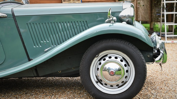 1951 MG TD For Sale (picture 74 of 138)