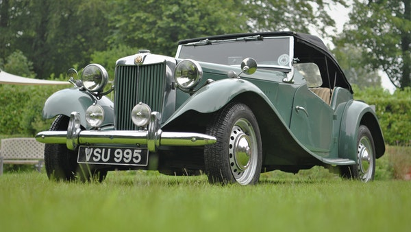 1951 MG TD For Sale (picture 9 of 138)