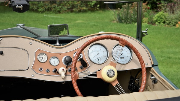 1951 MG TD For Sale (picture 33 of 138)
