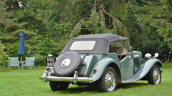 1951 MG TD For Sale (picture 12 of 138)