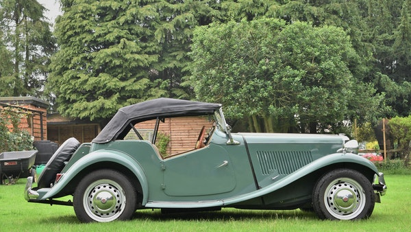 1951 MG TD For Sale (picture 3 of 138)