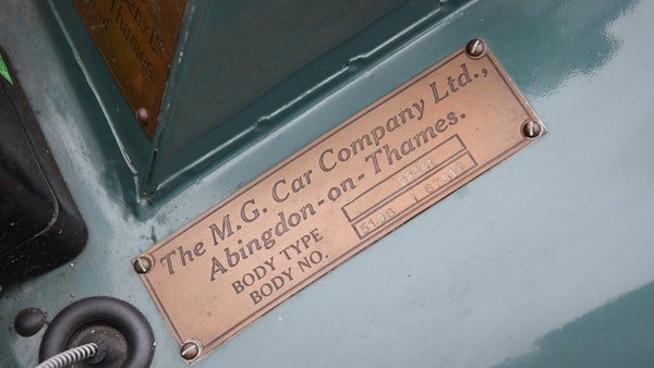1951 MG TD For Sale (picture 66 of 138)