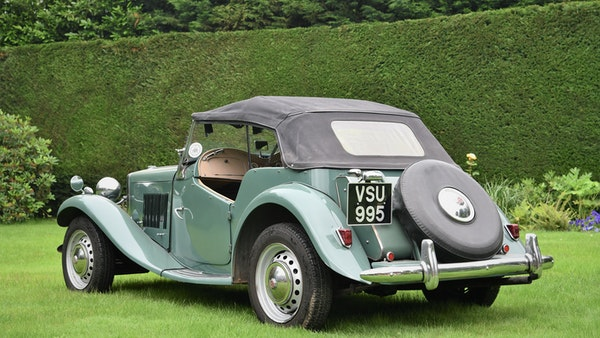 1951 MG TD For Sale (picture 16 of 138)