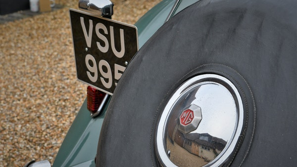 1951 MG TD For Sale (picture 37 of 138)
