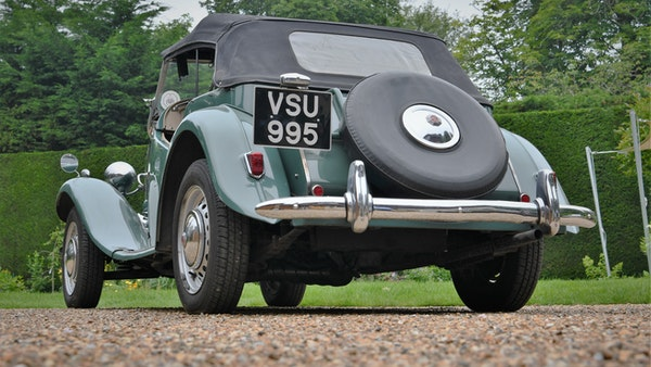1951 MG TD For Sale (picture 15 of 138)