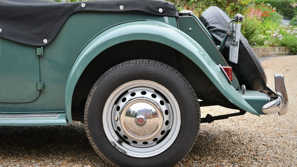 1951 MG TD For Sale (picture 40 of 138)