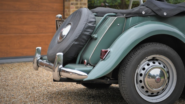 1951 MG TD For Sale (picture 42 of 138)