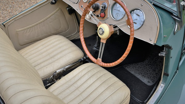 1951 MG TD For Sale (picture 27 of 138)