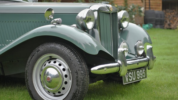 1951 MG TD For Sale (picture 76 of 138)