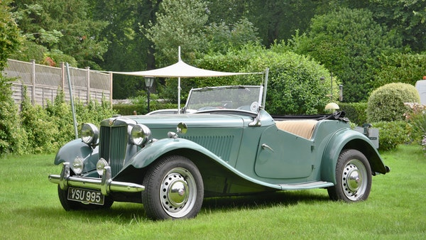 1951 MG TD For Sale (picture 2 of 138)