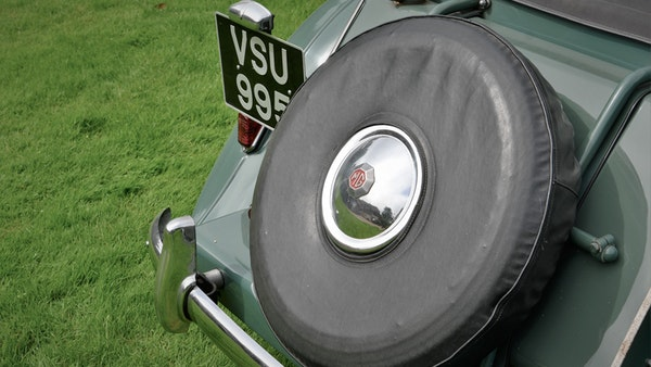 1951 MG TD For Sale (picture 86 of 138)