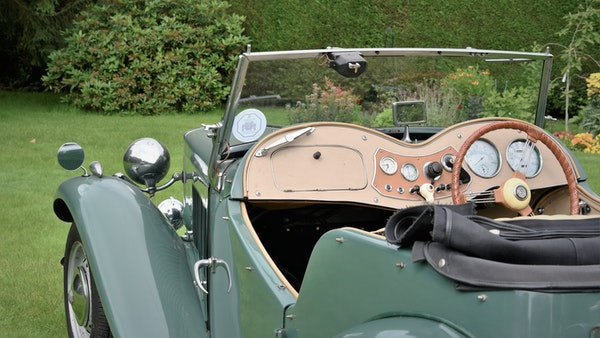 1951 MG TD For Sale (picture 95 of 138)