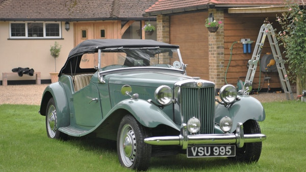 1951 MG TD For Sale (picture 1 of 138)