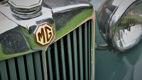 1951 MG TD For Sale (picture 38 of 138)
