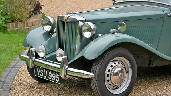 1951 MG TD For Sale (picture 73 of 138)