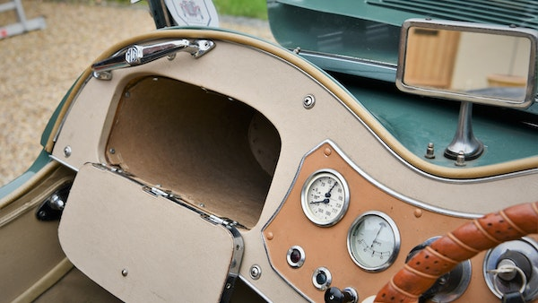 1951 MG TD For Sale (picture 26 of 138)