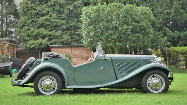 1951 MG TD For Sale (picture 6 of 138)